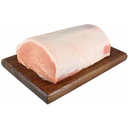 Center Cut Pork Loin Natural,LB