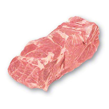 Pork Shoulder Roast Bone In, Natural