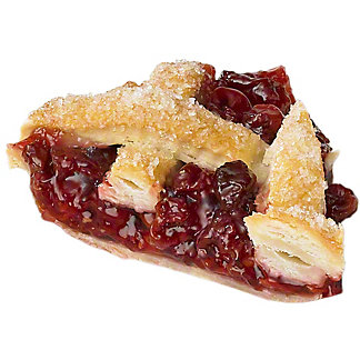Central Market Traditional Cherry Pie Slice, 5 oz