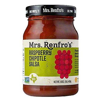 Mrs. Renfro's Raspberry Chipotle Medium Salsa, 16 OZ