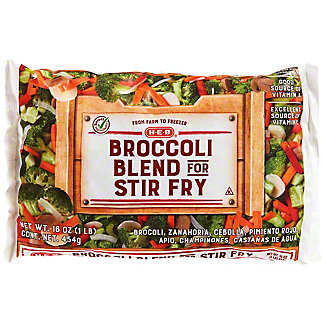 H-E-B H-E-B Broccoli Stir Fry,16 OZ