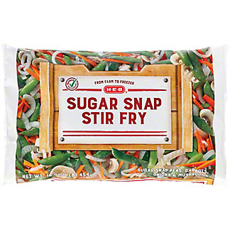 H-E-B H-E-B Sugar Snap Stir Fry,16 OZ
