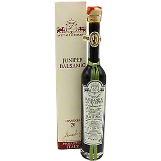 Leonardi Juniper Balsamic, 3.38 fl oz