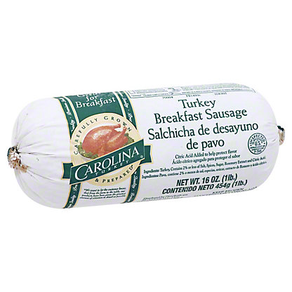 Carolina Turkey Sausage,16 OZ