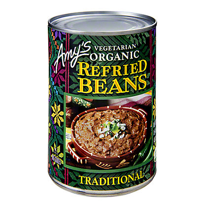 Amys Refried Beans, 15.4 oz