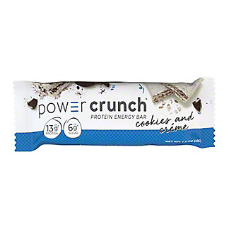 Power Crunch Cookies And Creme Protein Energy Bar,1.40 OZ