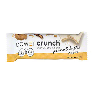 Power Crunch Original Peanut Butter Creme Protein Energy Bar,1.40 OZ