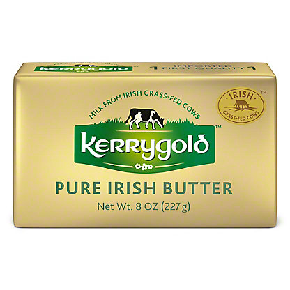 Kerrygold Pure Irish Salted Butter, 8 oz
