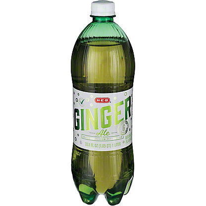 H-E-B Ginger Ale,33.80 oz