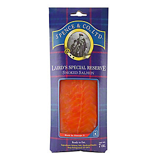 Spence and Co., LTD. Laird's Special Reserve Smoked Salmon,7 OZ