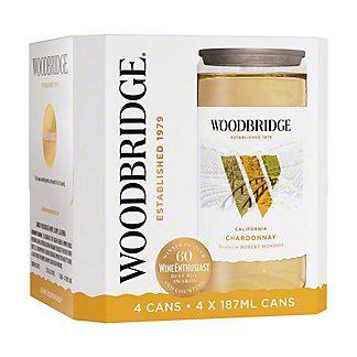Woodbridge Chardonnay 4 PK,187 mL