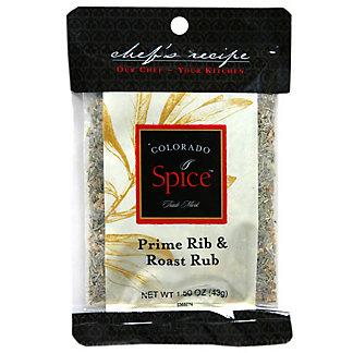 Colorado Spice Chef's Recipe Colorado Spice Prime Rib and Roast Rub,1.50 oz