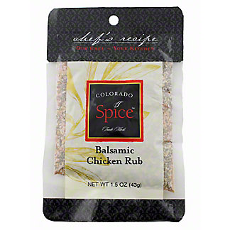 Colorado Spice Chef's Recipe Colorado Spice Balsamic Spice, 1.50 oz