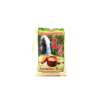 Asian Taste Jasmine Rice,5 LBS