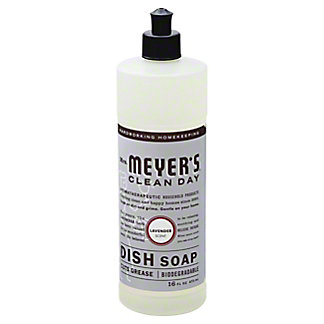 Mrs. Meyer's Clean Day Lavender Scent Liquid Dish Soap,16 OZ