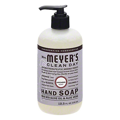 Mrs. Meyer's Clean Day Liquid Lavender Scent Hand Soap,12.5 OZ