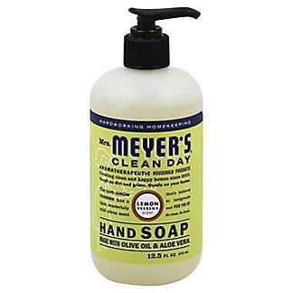 Mrs. Meyer's Clean Day Liquid Hand Soap, Lemon Verbena,12.5 OZ