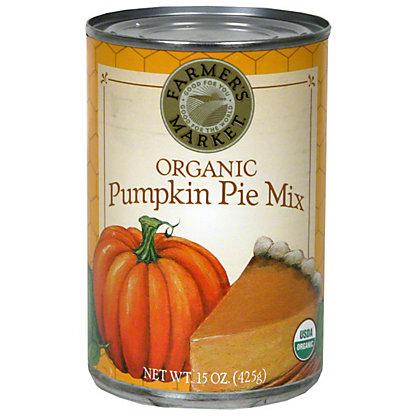 Farmers Market Farmers Market Organic Pumpkin Pie Mix,15.00 oz