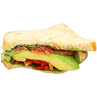 Chef Prepared Avocado Delight Half Sandwich , EACH