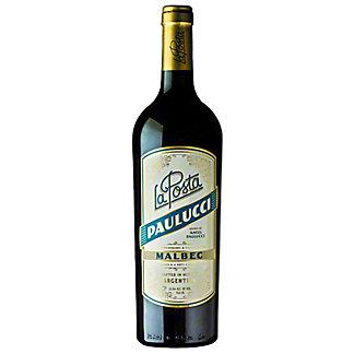 La Posta Del Vinatero Malbec, 750 ML