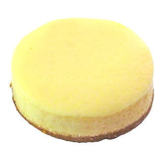 Central Market Mini Plain Cheesecake,EA
