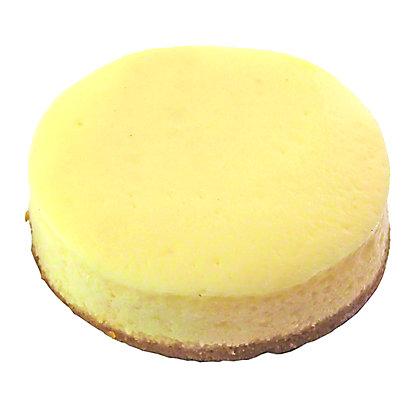 Central Market Mini Plain Cheesecake,EA