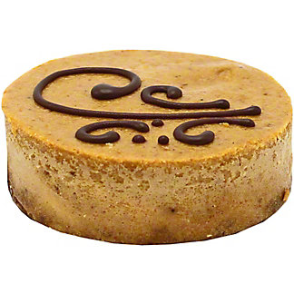 Central Market Pumpkin Cheesecake Mini, ea