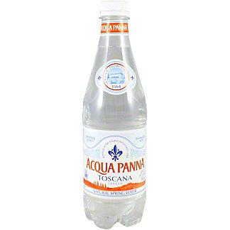 Acqua Panna Still Spring Water,16.9 Z