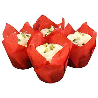 Pumpkin Muffins, 4 ct