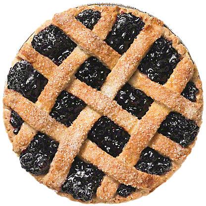 Central Market Wild Maine Blueberry Pie, Serves 8-10