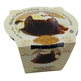 STICKY Sticky Toffee Pudding Single Serving,5 OZ
