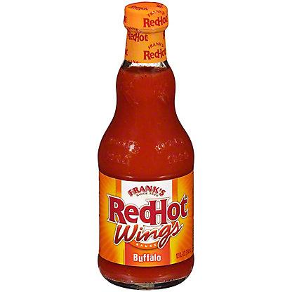 Frank's Red Hot Buffalo Wings Sauce, 12 oz