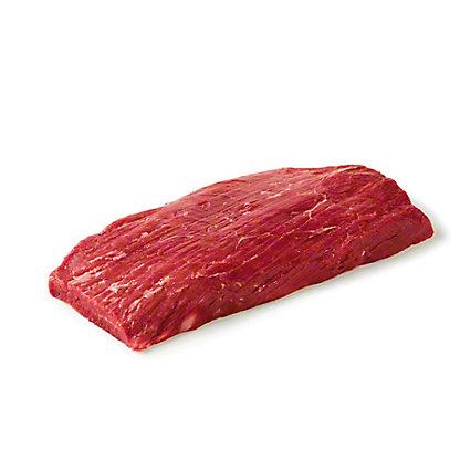Fresh Boneless Buffalo Flank Steak,LB