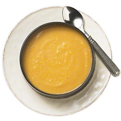 Chef Prepared Butternut Squash Maple Bisque, Cold, 16 oz