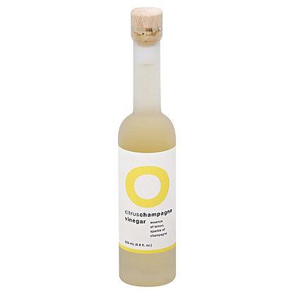 O Olive Oil Olive Oil Citrus Champagne Vinegar, 6.8 oz