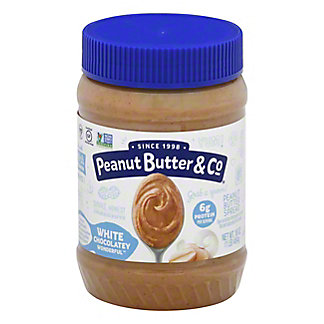 Peanut Butter & Co. White Chocolate Wonderful Peanut Butter,16 OZ