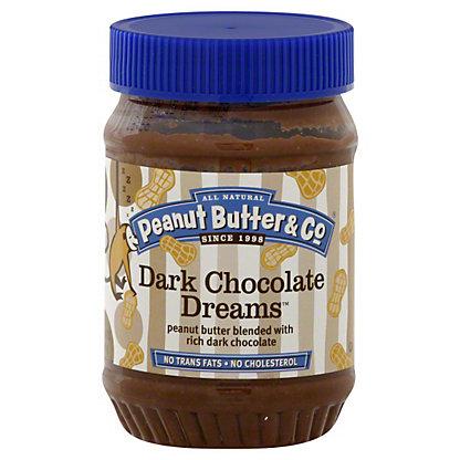 Peanut Butter & Co. Dark Chocolate Dreams Peanut Butter,16 OZ