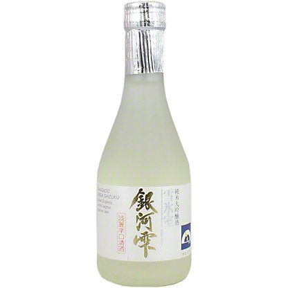 Ginga Shizuku Divine Droplets Sake, 300 mL