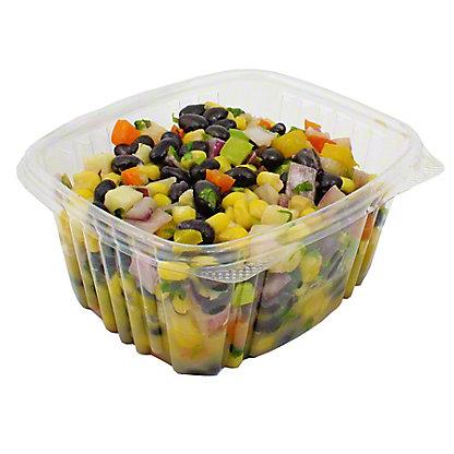 Central Market Black Bean Salad,LB