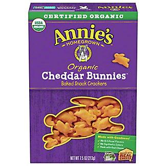 Annie's Homegrown Cheddar Bunnies, 7.50 oz