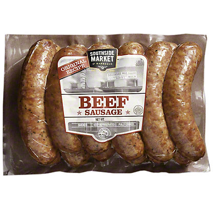 Southside Market & Barbeque Beef Smoked Sausage Value Pack