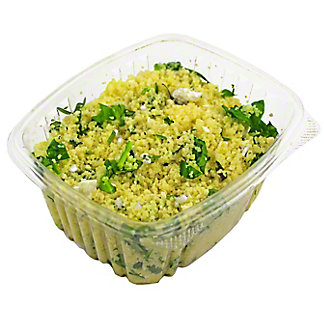 Central Market Spinach and Feta Cous Cous, lb