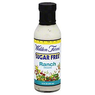 Walden Farms Sugar Free Low Fat Ranch Dressing,12.00 oz