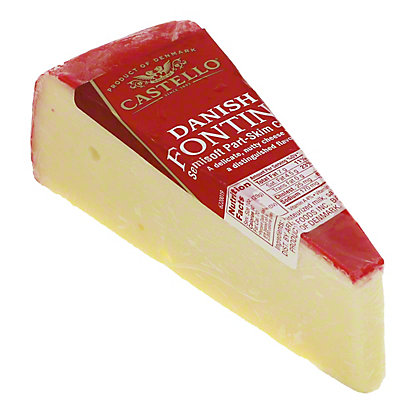 Denmark's Finest Danish Fontina Cheese, sold by the, lb