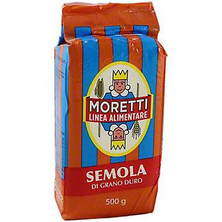 Moretti Semolina Flour,500 GR