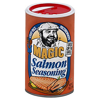 Chef Paul Prudhomme's Magic Salmon Seasoning,7 oz