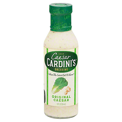 Cardini's The Original Caesar Dressing,12 oz