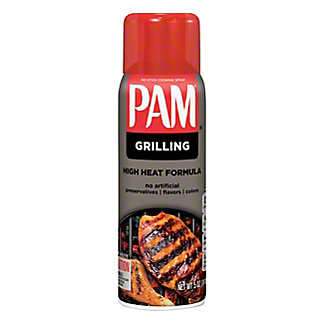 Pam Grilling No-Stick Cooking Spray,5 OZ