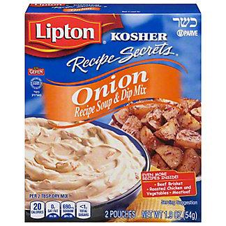Lipton Kosher Recipe Secrets Onion Recipe Soup And Dip Mix,1.9 OZ