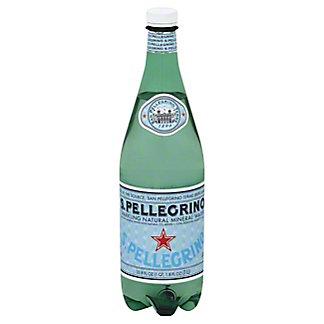 San Pellegrino Mineral Sparkling Water,1 LTR